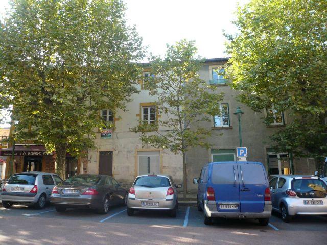 appartement à louer sur saint-pierre-la-palud