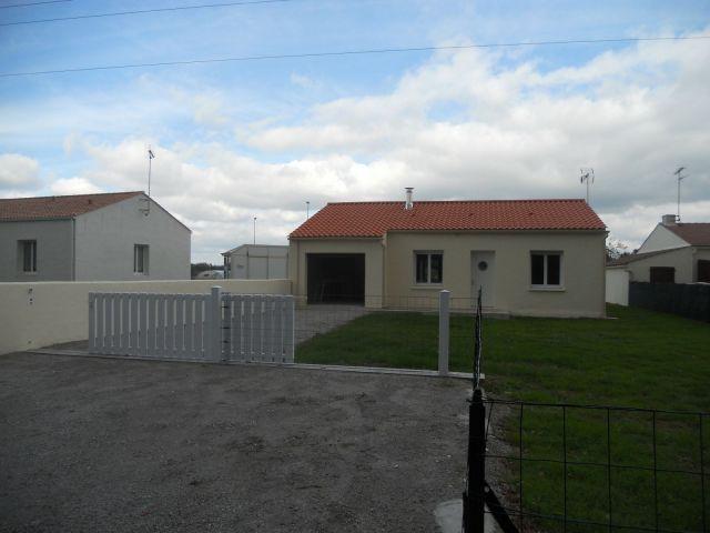 Maison à louer sur Sallertaine