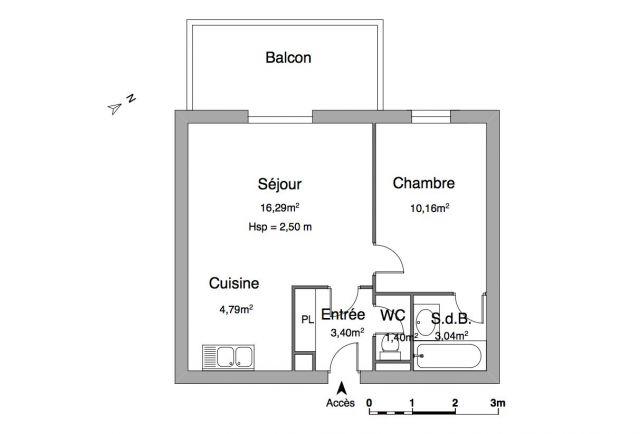Appartement à louer sur Gundershoffen