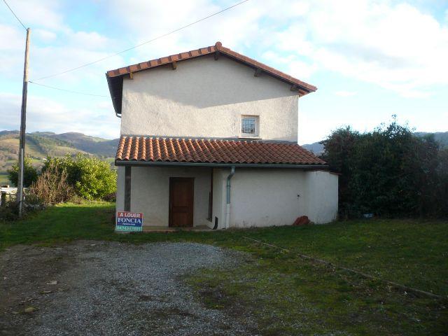 Maison à louer sur St Genis L Argentiere
