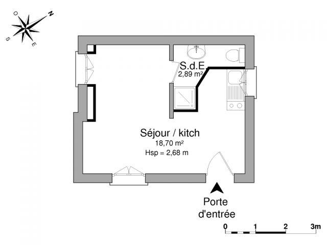 Appartement à louer sur Montgeroult