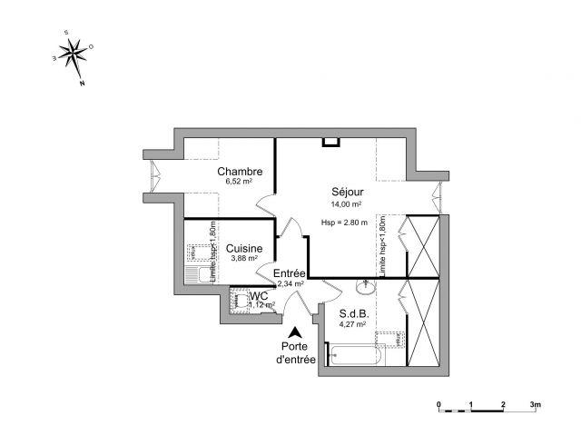 Appartement à louer sur Nogent Sur Marne