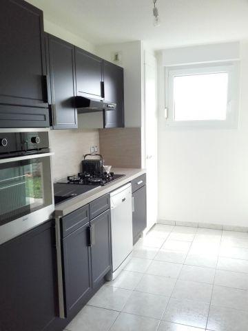 appartement à louer sur geispolsheim