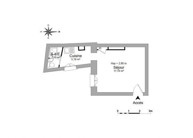 Appartement à louer sur Limoges