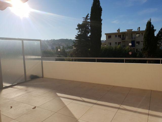 Appartement meublé à louer sur Cannes