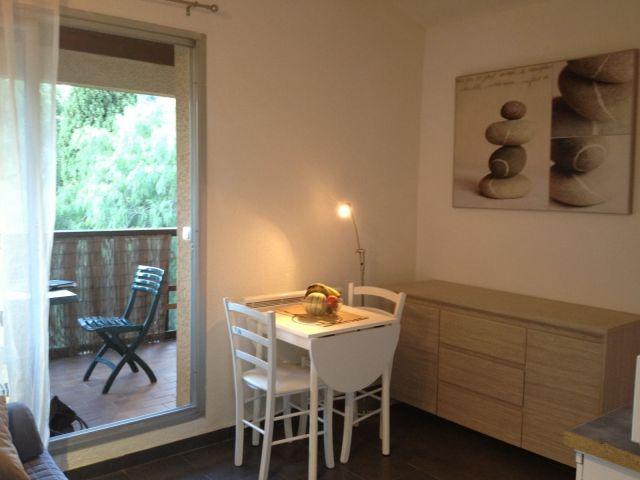 Appartement meublé à louer sur Saint Mandrier