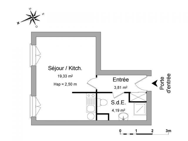 Appartement à louer sur Antony