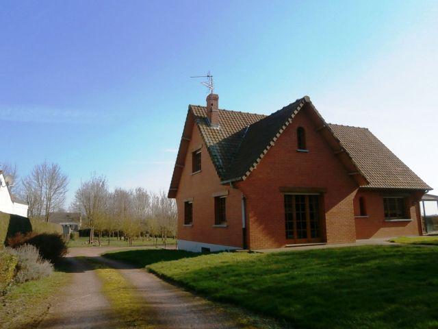 Maison à louer sur Maroeuil
