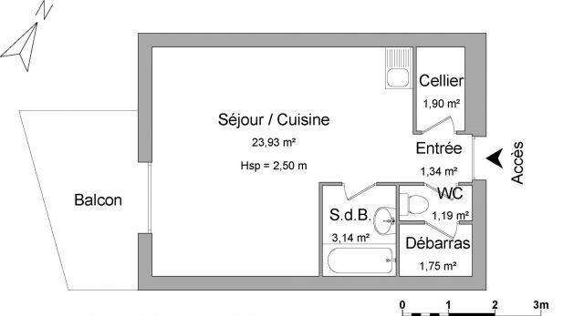 Appartement à louer sur Saverne