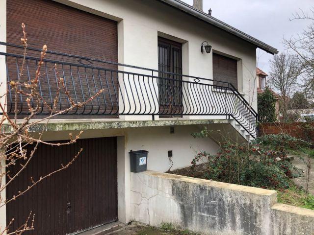 Maison à louer sur Villiers Sur Marne