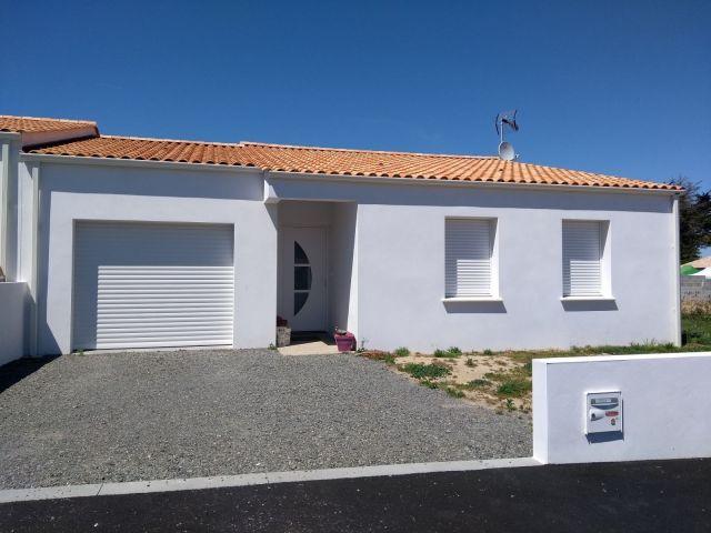 Maison à louer sur Saint Jean De Monts