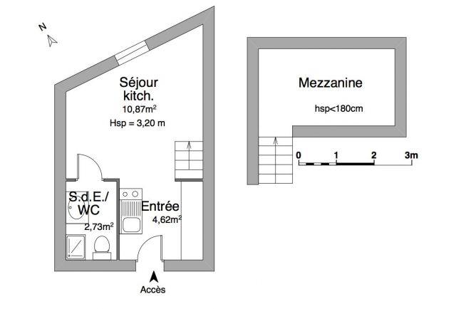 Appartement meublé à louer sur Aix En Provence