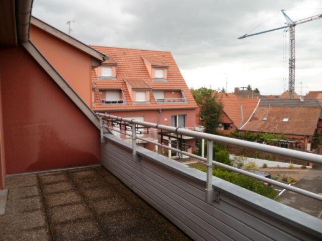 Appartement à louer sur Bourgheim