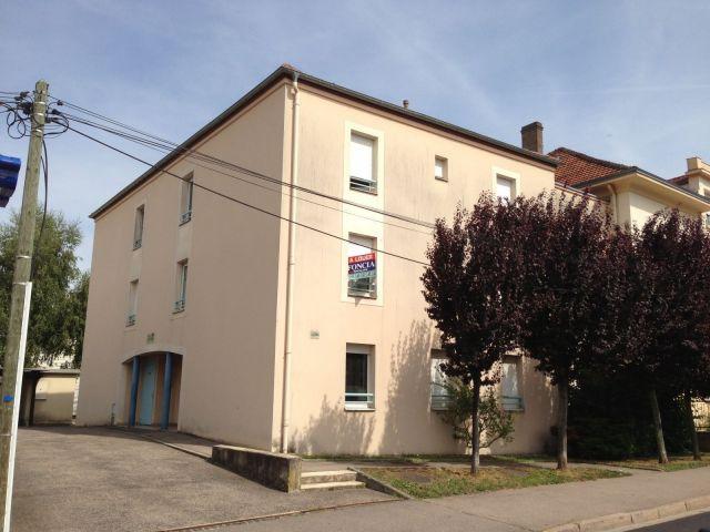 Appartement meublé à louer sur Metz