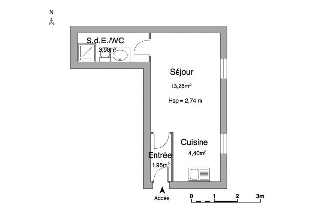 Appartement à louer sur Aubergenville