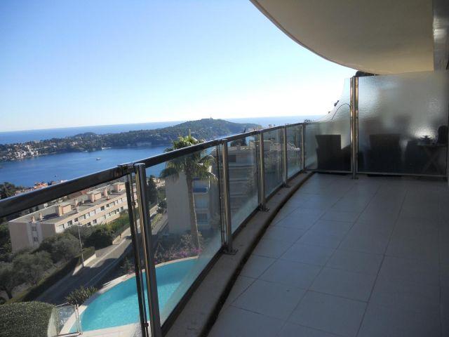 Appartement à louer sur Villefranche Sur Mer