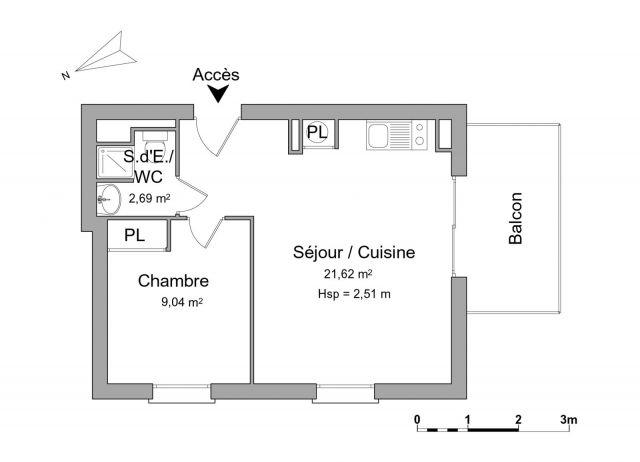Appartement à louer sur Vidauban