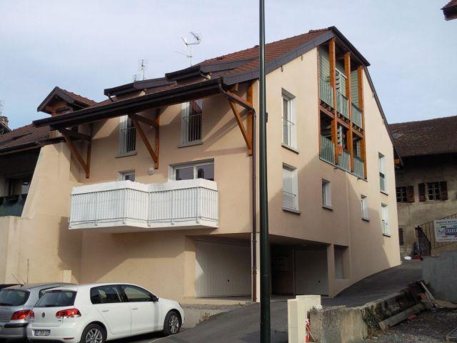 Appartement à louer sur Chens-sur-leman