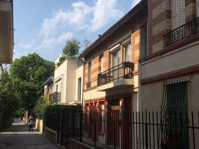 Appartement à louer sur Courbevoie