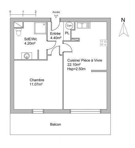 Appartement à louer sur La Teste De Buch
