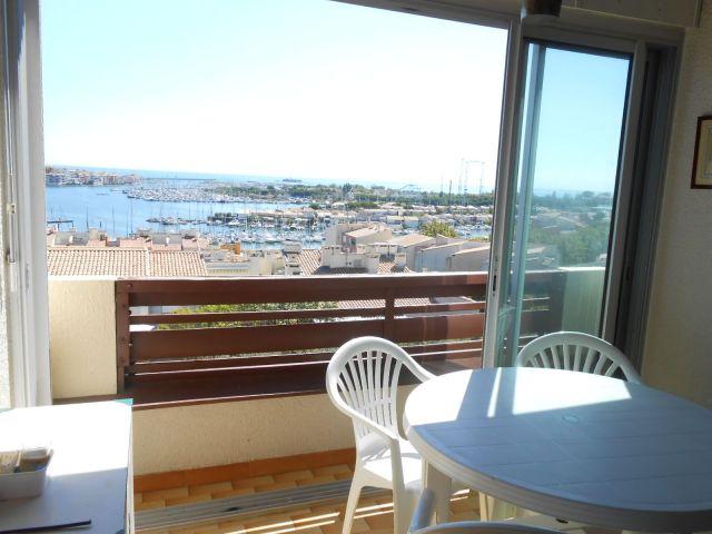 Appartement meublé à louer sur Cap D'agde