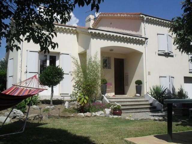 Maison à louer sur Tournon-sur-rhone