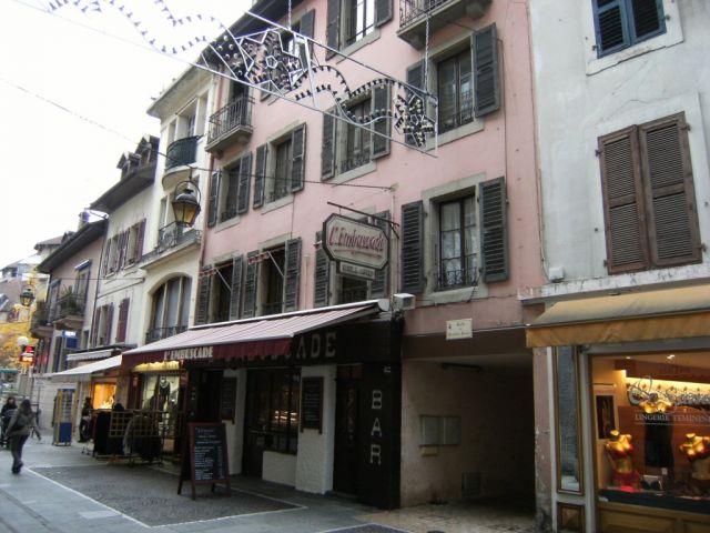 Appartement à louer sur Evian Les Bains