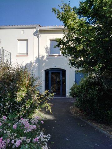 Appartement à louer sur Saint Martin Lacaussade