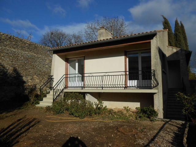 Maison à louer sur Saint Marcel De Carreiret