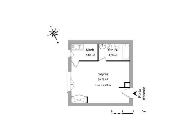 Appartement à louer sur Grilly Divonne Les Bains
