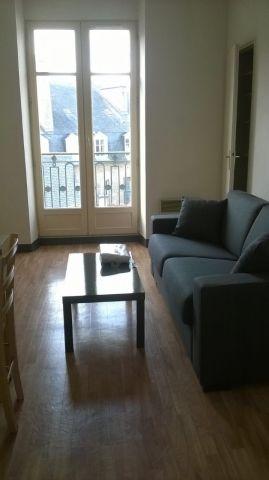 Appartement meublé à louer sur Rennes