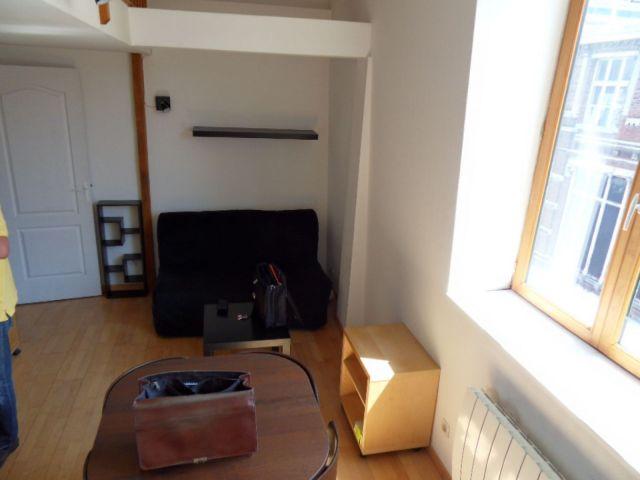 Appartement meublé à louer sur Lille