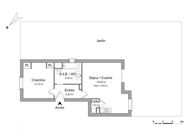 appartement à louer sur lege-cap ferret