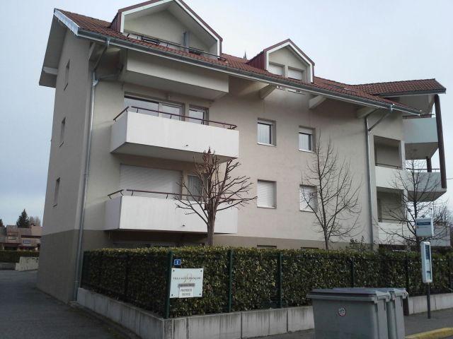 Appartement meublé à louer sur Thonon-les-bains