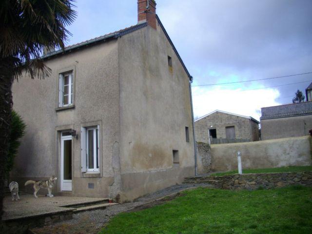 Maison à louer sur La Pommeraye