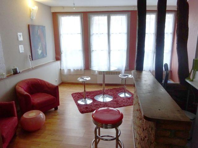 Appartement meublé à louer sur Rouen