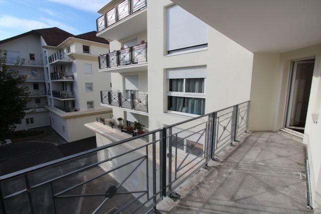 Appartement à louer sur Bussy-saint-georges