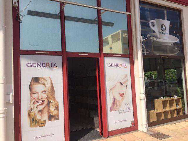 Local commercial à louer sur St Laurent Du Var