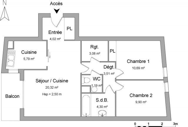 appartement à louer sur epernay