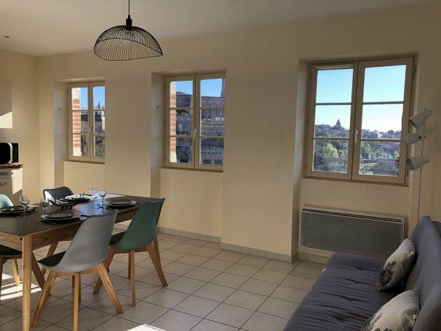 Appartement à louer sur Albi