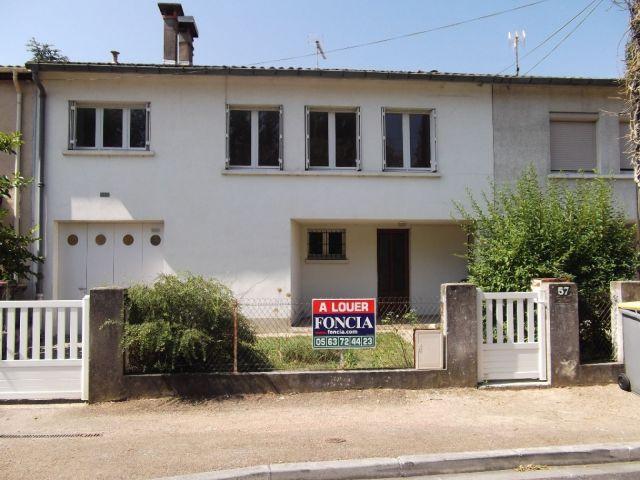 maison à louer sur castres