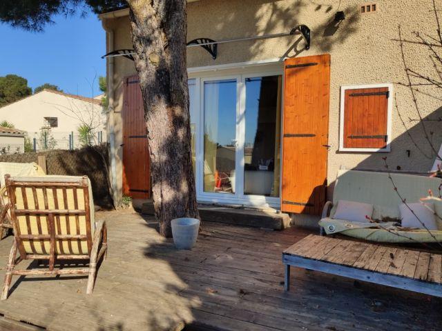 Maison à louer sur Cap D'agde