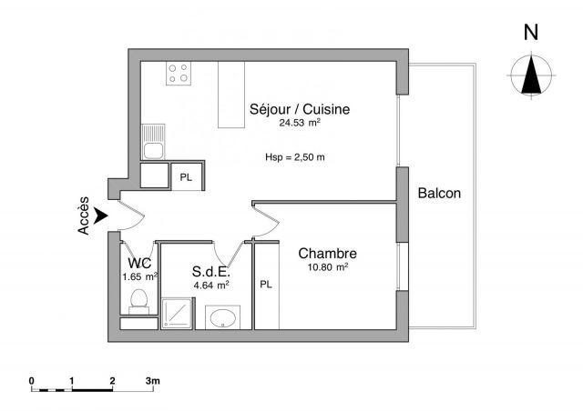 Appartement à louer sur Seignosse