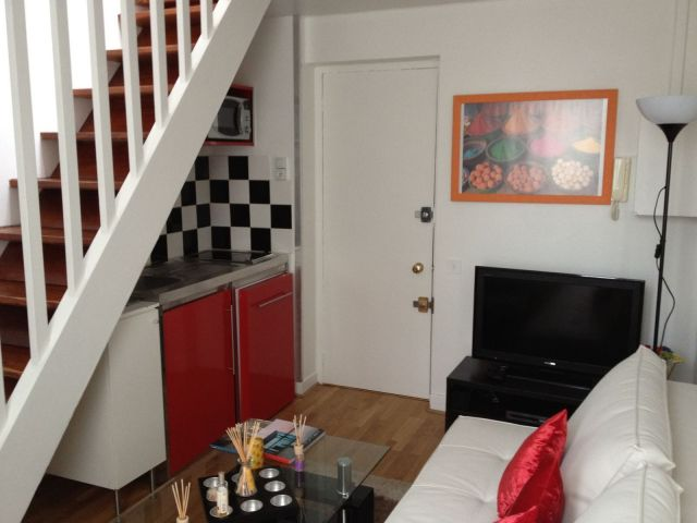 appartement meublé à louer sur neuilly