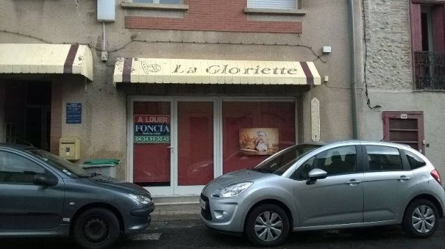 Local commercial à louer sur Corneilla La Riviere