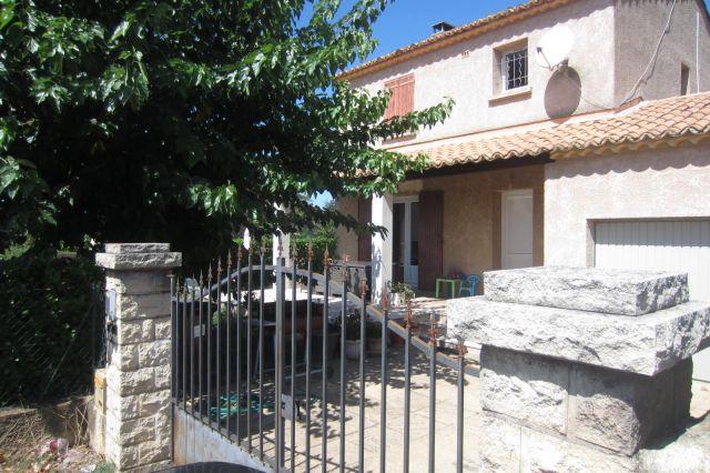 Maison à louer sur Saint Quentin La Poterie
