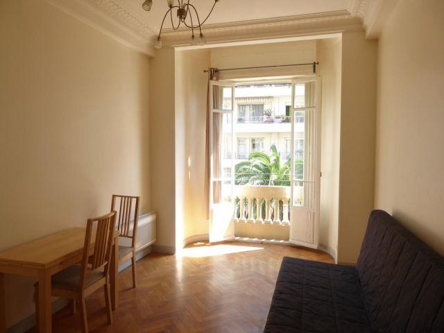 Appartement meublé à louer sur Nice