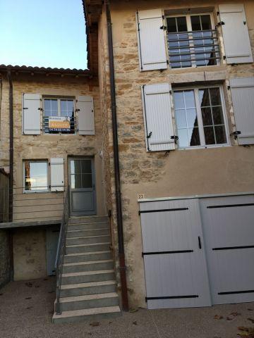 Appartement à louer sur Treffort Cuisiat