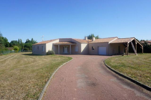 Maison à louer sur Les Clouzeaux