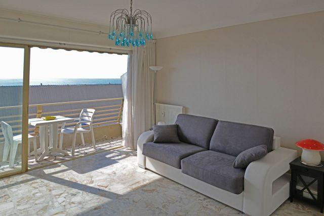 Appartement meublé à louer sur Menton